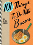 Bacon cookbook with bacon recipes
