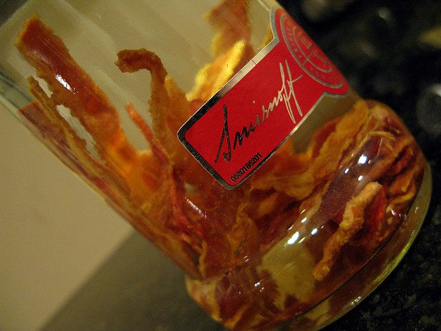 Homemade Bacon Vodka recipe at Bensa Bacon blog