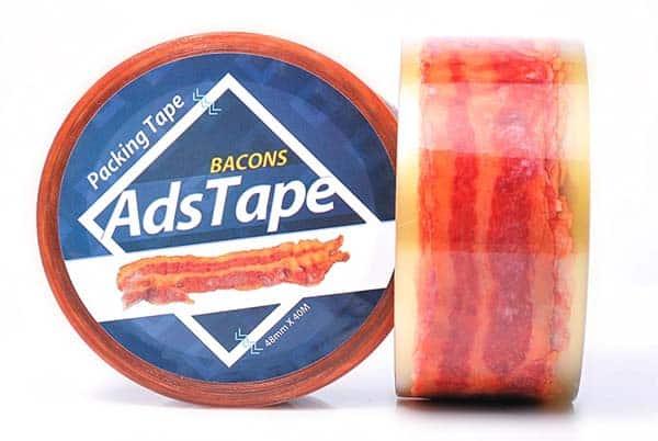 Bacon tape