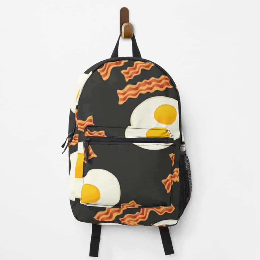 Bacon backpack