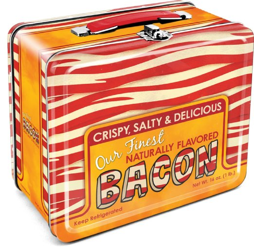 Bacon lunchbox
