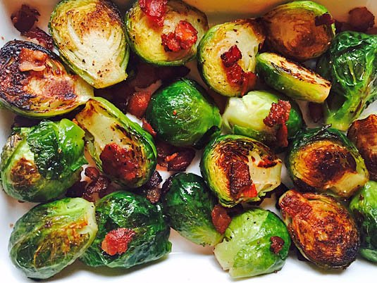 Brussels sprouts with bacon | Bensa Bacon Lovers