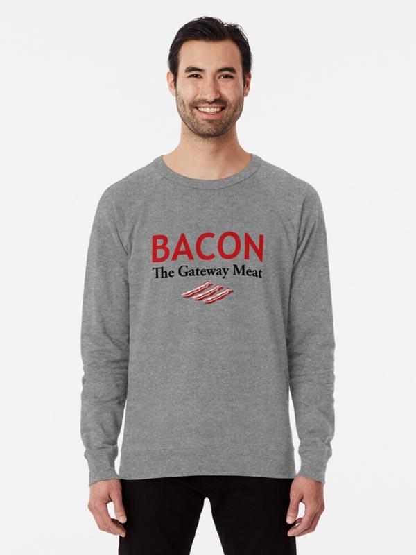 Bacon sweatshirt