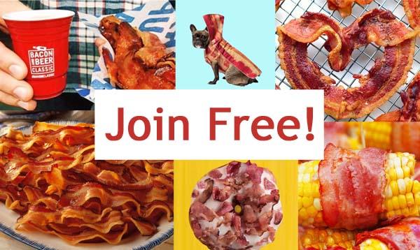 Join Bensa Bacon Lovers Society