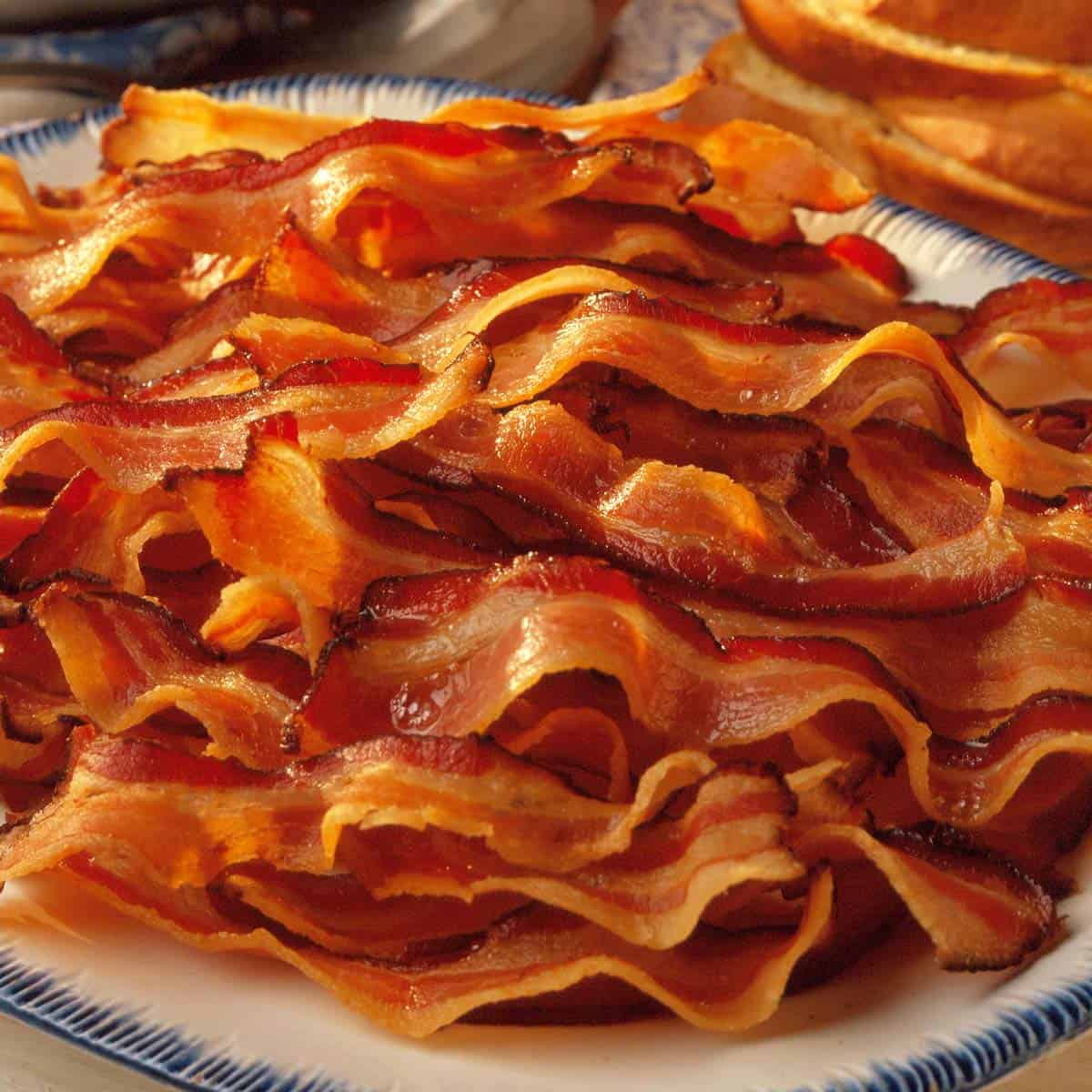 Bacon nutritional facts